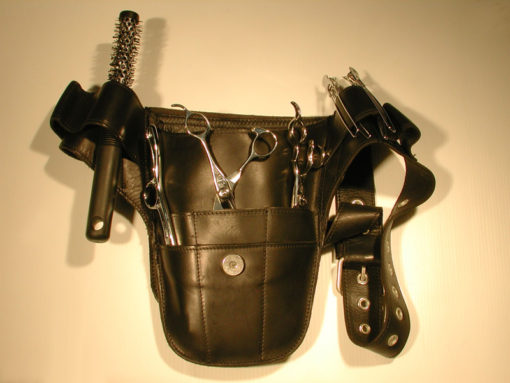 Classic Black Leather holster