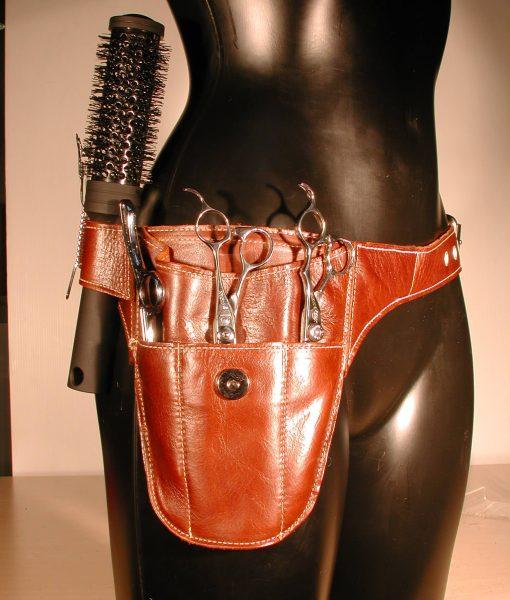 Mini Range, Brown Leather Rude Tool Belts